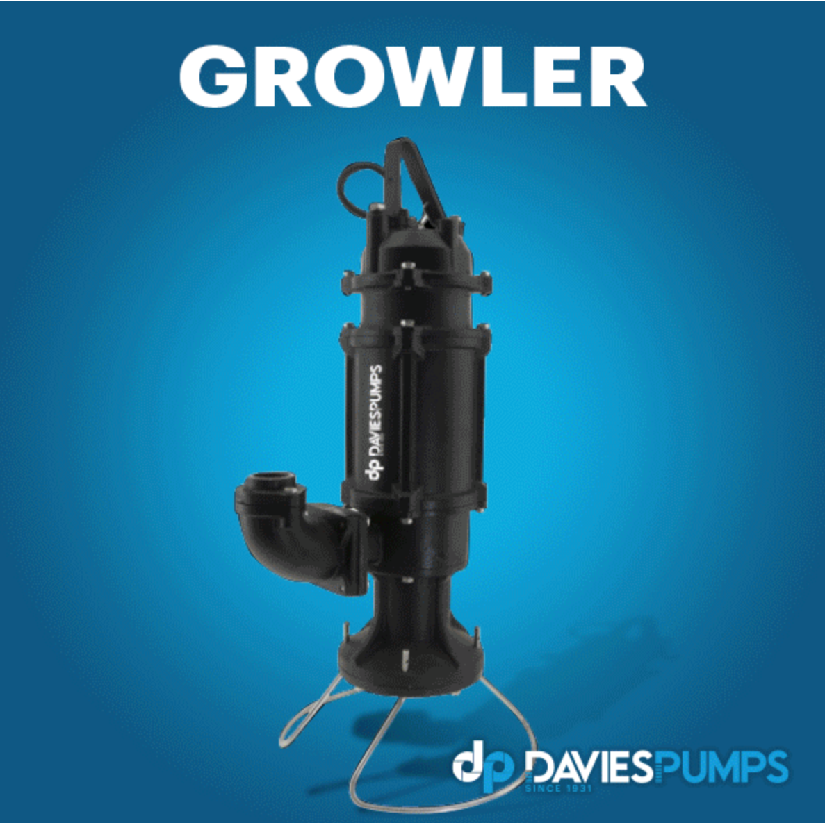 Davies Pumps Growler
